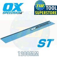 OX Speedskim ST 1200mm Semi Flexible Plastering Rule Replacement Blade P531212