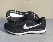 Nike Women's Air Zoom Pegasus 34 Black Shoes Sneakers 880560-001 Size 11