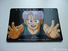 Carte Dragon Ball Z Card DBZ / Hero Collection Part 3 - N°242 / NEW