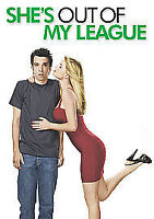 She's Out Of My League [DVD], Very Good DVD, Kyle Bornheimer, Alice Eve, T.J. Mi