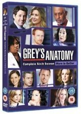 Greys Anatomy Season 6 DVD 2009 Region 2