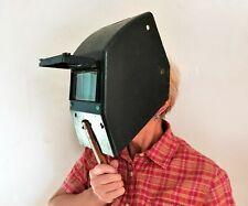 Vintage Welder Mask Welding Face Shield Protector Halloween Wasteland Steampunk