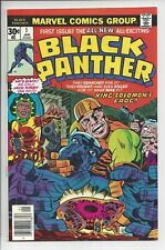 Black Panther 1 (1977) (9.2-9.4) NM -