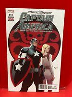 Captain America: STEVE ROGERS  #10 2017 MarveL COMICS C2