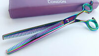 "8.5"" professional dog grooming Chunker/ thinning scissors pet grooming shear"
