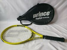 Prince Air Rebel Yellow Tennis Racket With Case