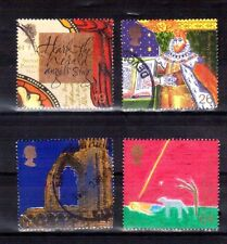 GREAT BRITAIN 1999 The Christians Tale set used