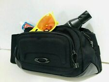 OAKLEY Icon Belt Bum Waist Money Tactical Bag Fanny Pack Blackout 921339-02E NEW