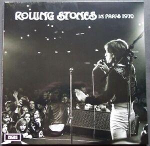 ROLLING STONES Live In Paris 1970 Airwaves 5 NEW UK Ltd LP SEALED Classic Rock