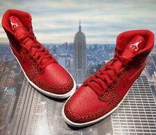 Nike Air Jordan 1 Retro High Gym Red Elephant Print Mens Size 16 839115 600 New