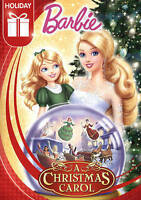 Barbie in a Christmas Carol (DVD, 2015, Widescreen) Usually ships in 12 hours!!!