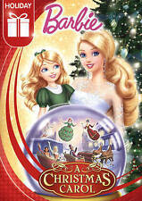 Barbie in a Christmas Carol (DVD, 2015)(USED LIKE NEW)
