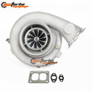 GTX4202R Ball Bearing Turbo Billet Comp Wheel T4 1.15A/R 6Bolts Rear Housing