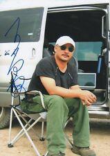 Wang Quan`an Autogramm signed 20x30 cm Bild