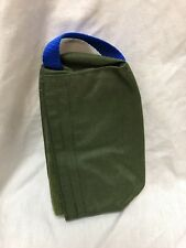 LBT-2422B-Blue IV Injection Kit Pouch w/Blue Handle in OD Medic