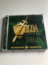 Nintendo Soundtrack CD Zelda Ocarina Of Time Vol. II The Lost Tracks