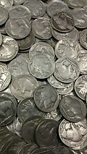 Collection of Old Buffalo Nickels Listed Here Contain 5 Coins From ...