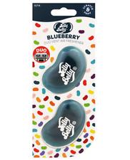 jelly belly arándano mini ventilación 3d gel dúo paquete ambientador coche fraga