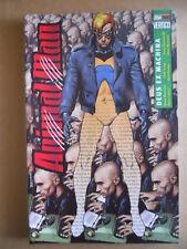 ANIMAL MAN Deus Ex Machina - Book Magic Press 2004  [G475]