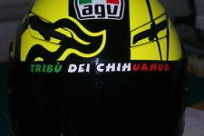 """Rossi """"Tribu Dei Chihuahua"""" el médico Visera - 1998 Etiqueta"""