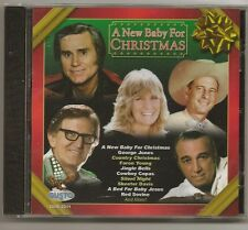 """A NEW BABY FOR CHRISTMAS, CD """"VARIOUS ARTISTS"""" NEW SEALED"""