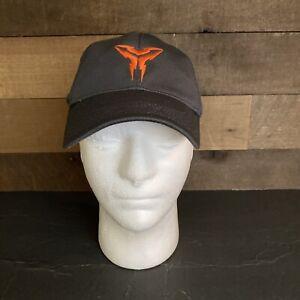 Nike Fit Dri Gray And Orange Adjustable Hat Fits Smalll
