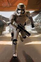 Star Wars EP7 Stormtrooper Running Episode7 Poster Plakat Größe 61x91,5cm