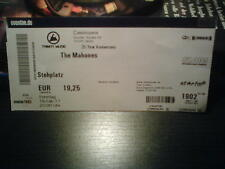 Konzertticket The Mahones 2017 Cassiopeia Berlin