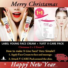 LABELYOUNG x YUFIT Face Banding Cream + V-Care Smart Pack X-mas & New Year Event