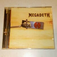 MEGADETH - RISK 1999 CD - EXCELLENT CONDITION