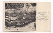 sancy-les-cheminots jardin du souvenir ,tombe de lucien busquet