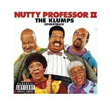 NUTTY PROFESSOR II SOUNDTRACK [PA] NEW CD JAY-Z,EMINEM,REDMAN,METHOD MAN,DMX,EVE