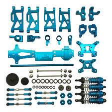 Wltoys 144001 Rc Car Upgrade Metal Kit Parts Arms Drive Shaft Access Lightweight