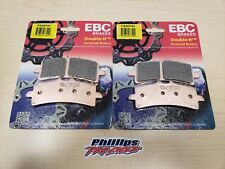 EBC - FA447HH - Double-H Sintered Brake Pads