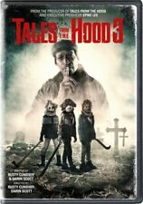 Tales From The Hood 3 Tony Todd London Brown DVD Drama Comedy Horror Discs 1