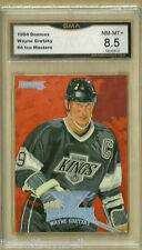 1994 Donruss Wayne Gretzky # 4 of 10 Ice Masters GMA 8.5 NM-MT+ GRADED