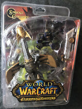World Of Warcraft Series #2: Sprocket Gyrospring Action Figure Brand New, OOP