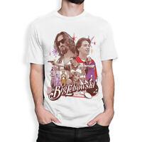 The Big Lebowski Art T-Shirt, Coen Brothers Movie Tee