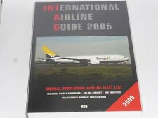 More details for international airline guide 2005 annual worldwide airline fleet lists eps