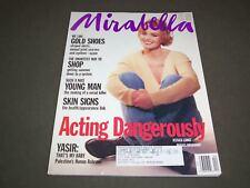 1992 APRIL MIRABELLA MAGAZINE - JESSICA LANGE - SP 5443