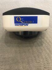 Olympus QColor 5 RTV 10 Bit Microscope Camera