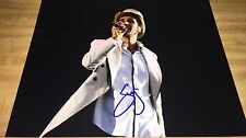 Serj Tankian System Of A Down Singer Hand Signed 11x14 Photo Autographed W/COA