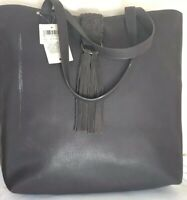 LUCKY BRAND WOMEN'S TOTE SHOPPERS BAG BROWN POLYURETHANE HANDBAG