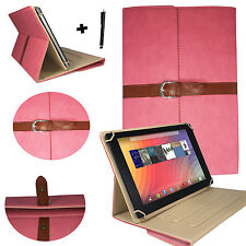 10.1 zoll Tablet Tasche Hülle Etui - Acer Iconia Tab A200 - Stylisch Pink 10
