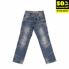 Courage & Kind x Star Wars Jeans Size 3-4Y 98-104Cm Ripped Faded Crumpled Effect