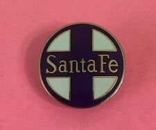 Railroad Hat-Lapel Pin/Tac - ATSF Santa Fe  #1001-NEW