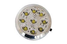 1x Auto Rotondo Soffitto Cupola Interni Lampada Interruttore ON/OFF 9 LED 12v/212