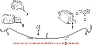 Genuine OEM Parking Aid Sensor for Lexus 8934106070C3