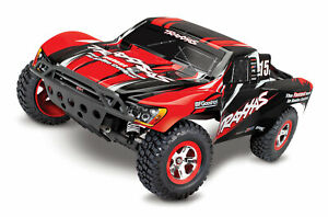 Traxxas 1/10 Slash Electric Off Road RC Short Course Truck...