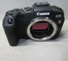 Canon EOS RP 4K Mirrorless Digital Camera (Body Only) - Black